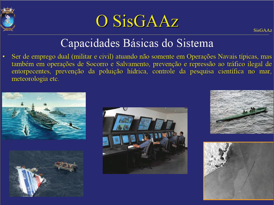 SisGAAZ - 2