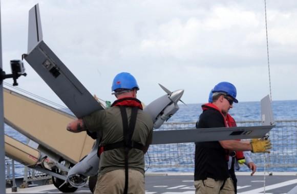 MB testa drone ScanEagle - foto 3 Estadão