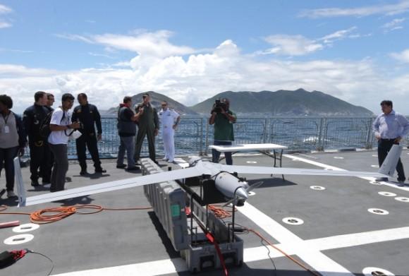 MB testa drone ScanEagle - foto 5 Estadão