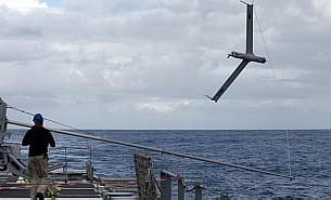 MB testa drone ScanEagle - foto 6 Estadão