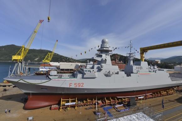 FREMM_Frigate_Carlo_MARGOTTINI_Fincantieri_Italian_Navy