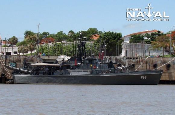 navio-patrulha Penedo - P14 - foto Nunão - Poder Naval