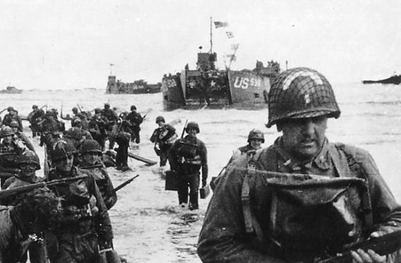 Dia D 70 anos - detalhe desembarque -  foto Reuters via ibtimes