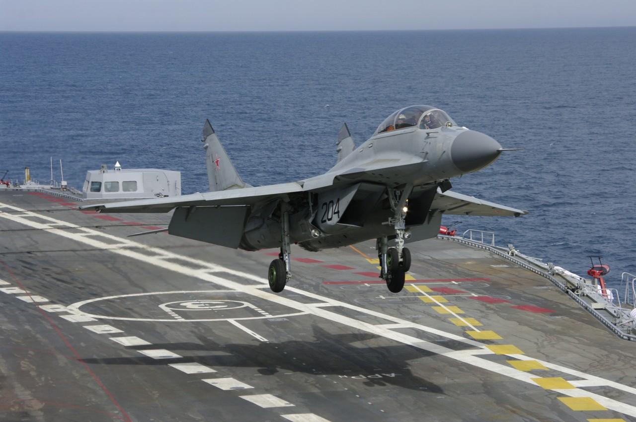 MiG-29K 3