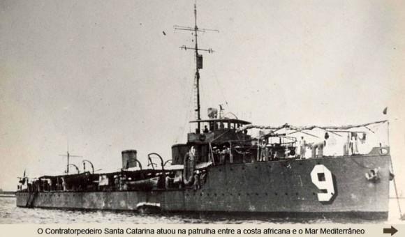 Contratorpedeiro Santa Catarina