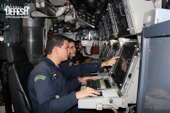 Embarque no submarino Tapajó - 3
