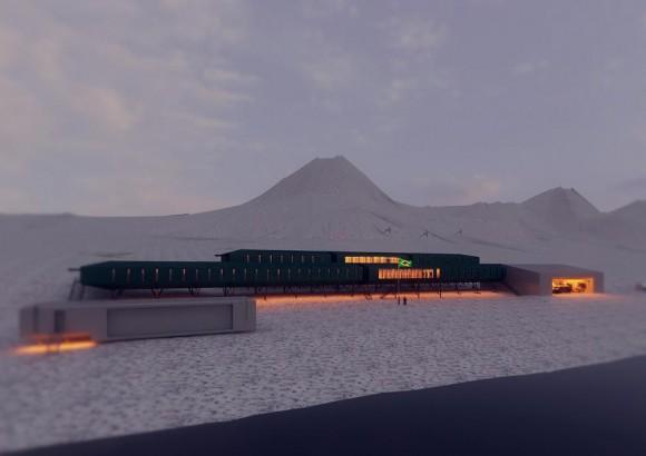 Estação Antártica Comandante Ferraz - 2