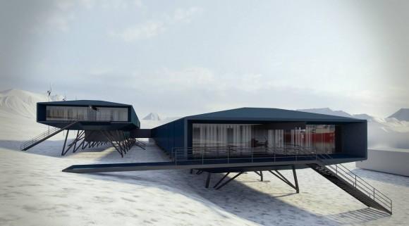 Estação Antártica Comandante Ferraz - 4