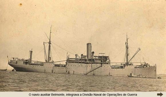 Navio-auxiliar Belmonte