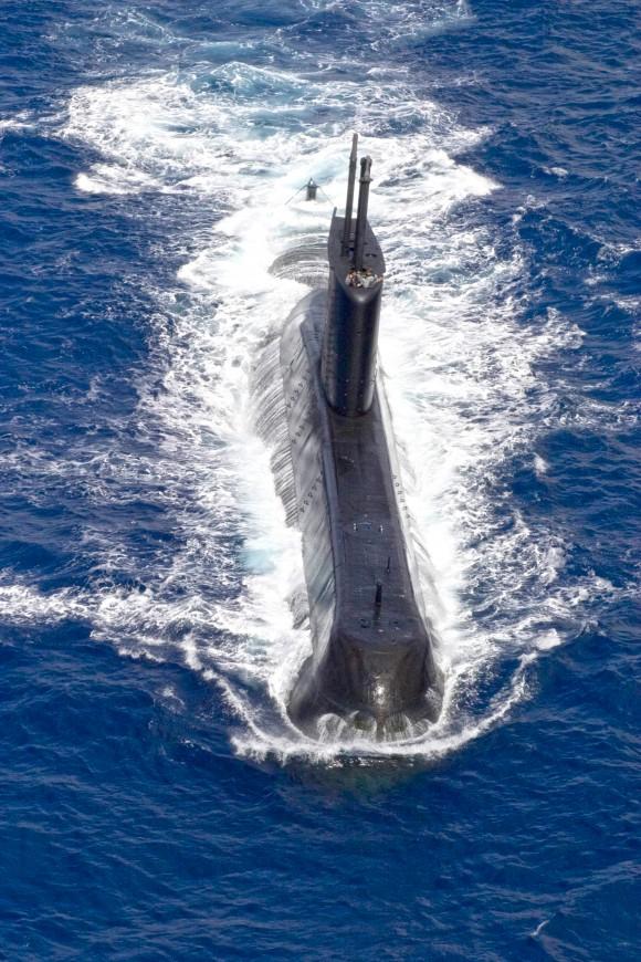 Submarino Tapajó S33