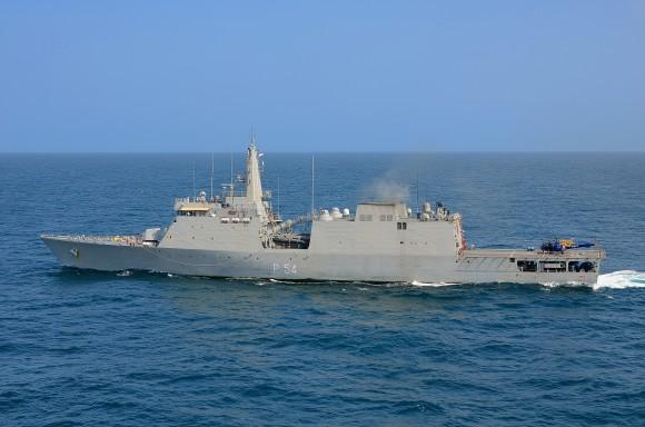 Saryu class OPV - 1
