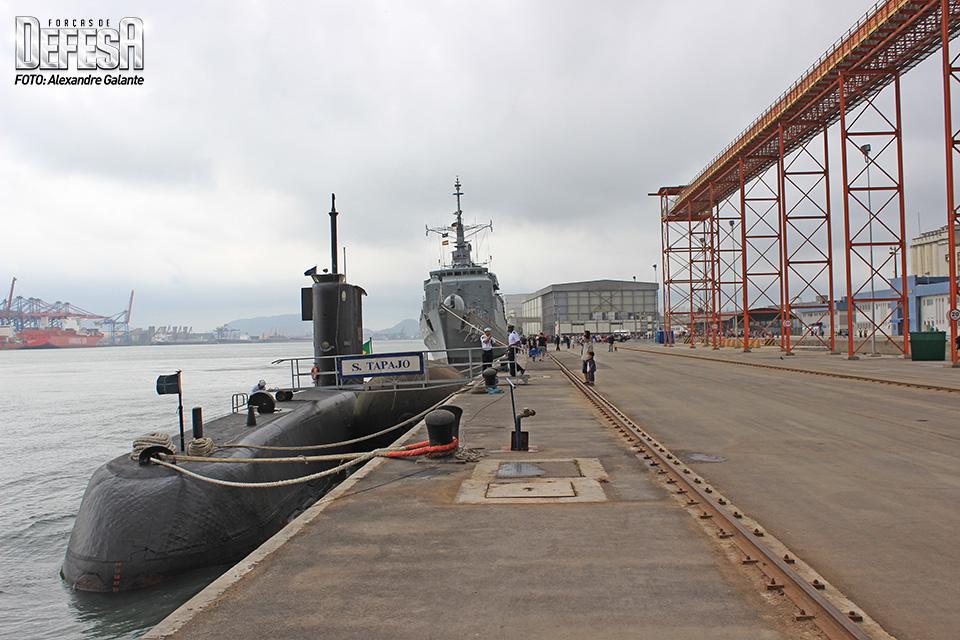 Visitação navios em Santos-SP 005a