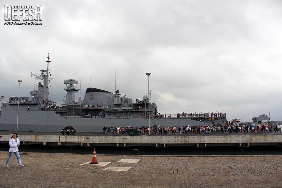 Visitação navios em Santos-SP 024A
