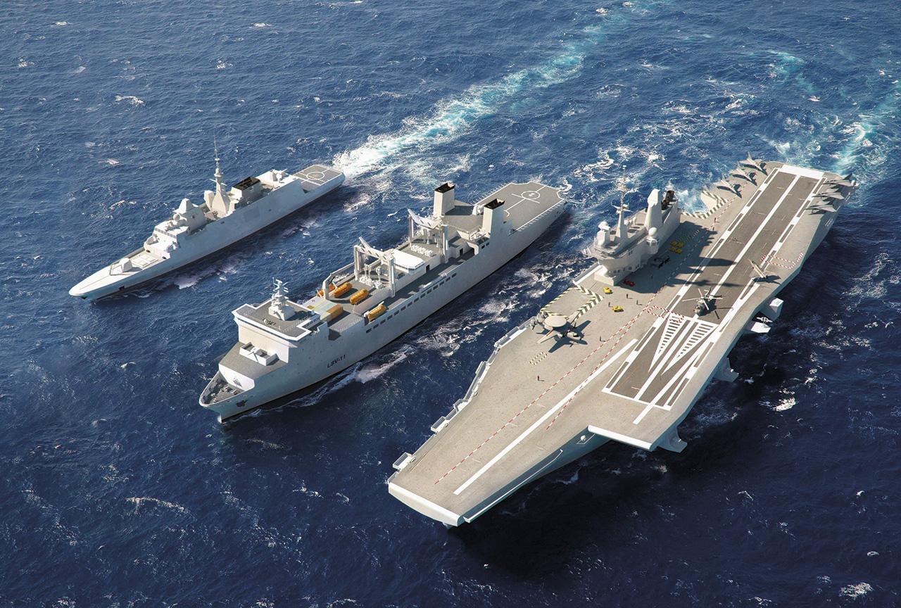 Resultado de imagem para Marinha do Brasil planeja comprar navios de forças estrangeiras