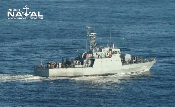 Navio-Patrulha Guajará- P 44 - foto 2 Nunão - Poder Naval