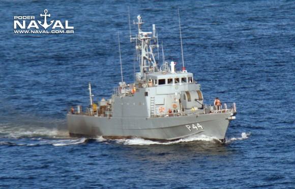 Navio-Patrulha Guajará- P 44 - foto Nunão - Poder Naval
