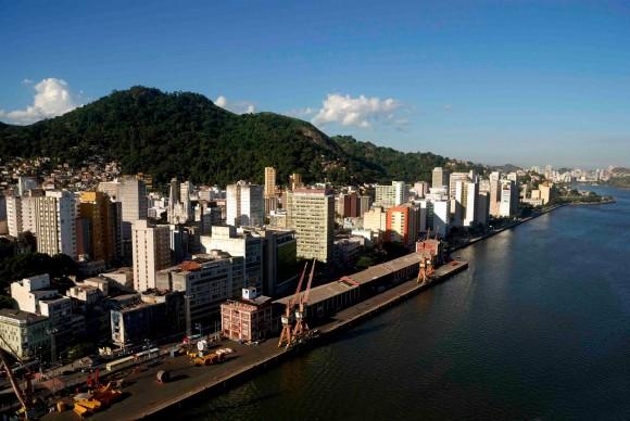 cais Vitória - foto codesa via Informativo dos Portos