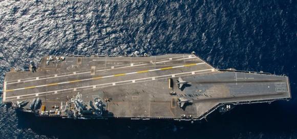 F-35C no USS Nimitz - foto 6 USN