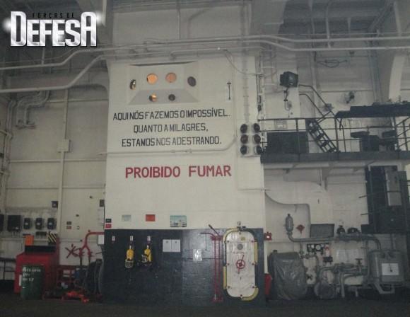 NAe São Paulo - foto 3  Nunão 2011 - Poder Naval - Forças de Defesa