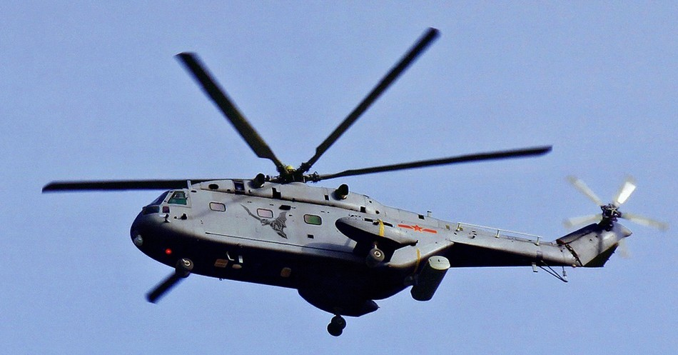 Changhe Z-8 AEW (Aérospatiale SA 321 Super Frelon)