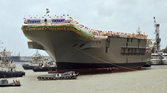 Indigenous Vikrant class Aircraft Carrier (IAC) - 1