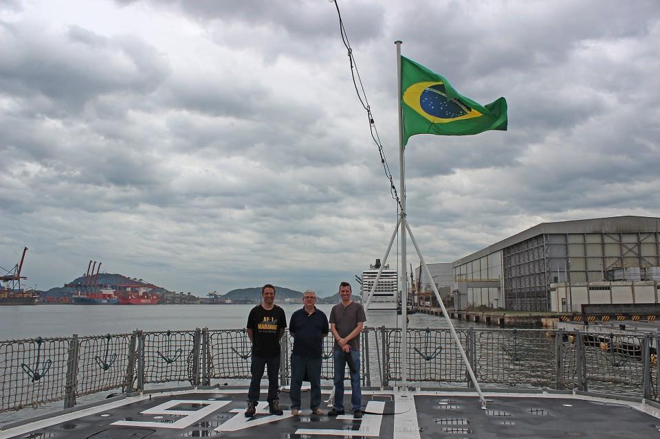 PN no Dia do Marinheiro - Aderex II-2014 - 2