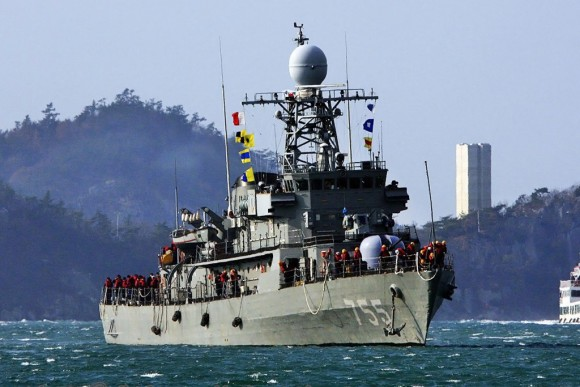 Corbeta_Corea_Colombia_Armada_Nacional_ARC_Nari_o_Anyang
