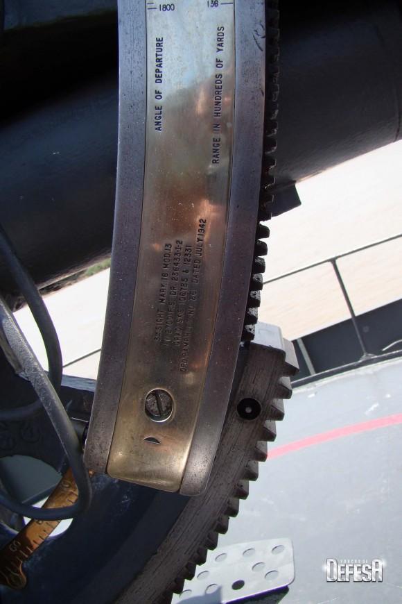 Parnaíba - canhão de 76mm - foto 9 Nunão - Poder Naval - Forças de Defesa