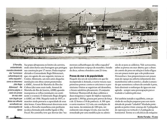 reprodução página 48 do livro Monitor Parnaíba 75 anos