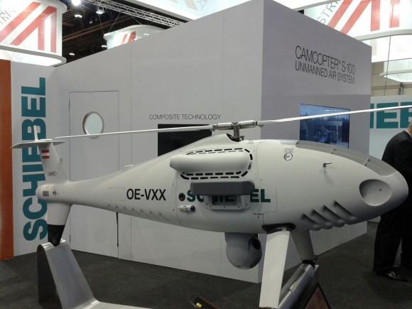 Camcopter da Schiebel