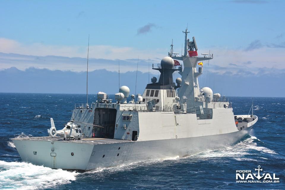 Passex PLA Navy 821a