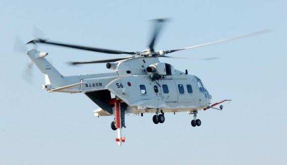 MCH-101 AMCM - foto AugustaWestland