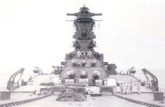 Musashi via wikimedia