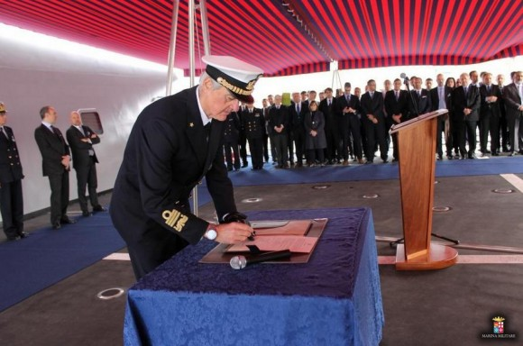 Incorporação FREMM Carabinieri - foto 3 Marinha Italiana