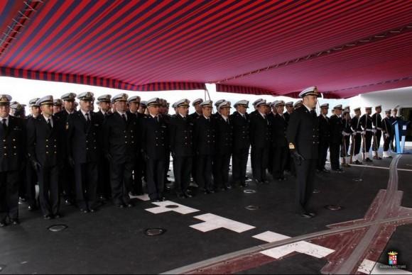 Incorporação FREMM Carabinieri - foto 4 Marinha Italiana