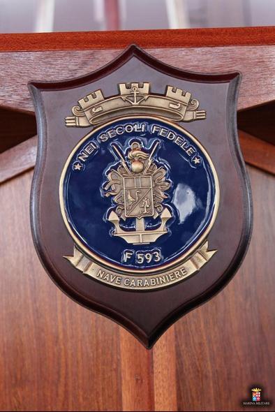 Incorporação FREMM Carabinieri - foto 5 Marinha Italiana