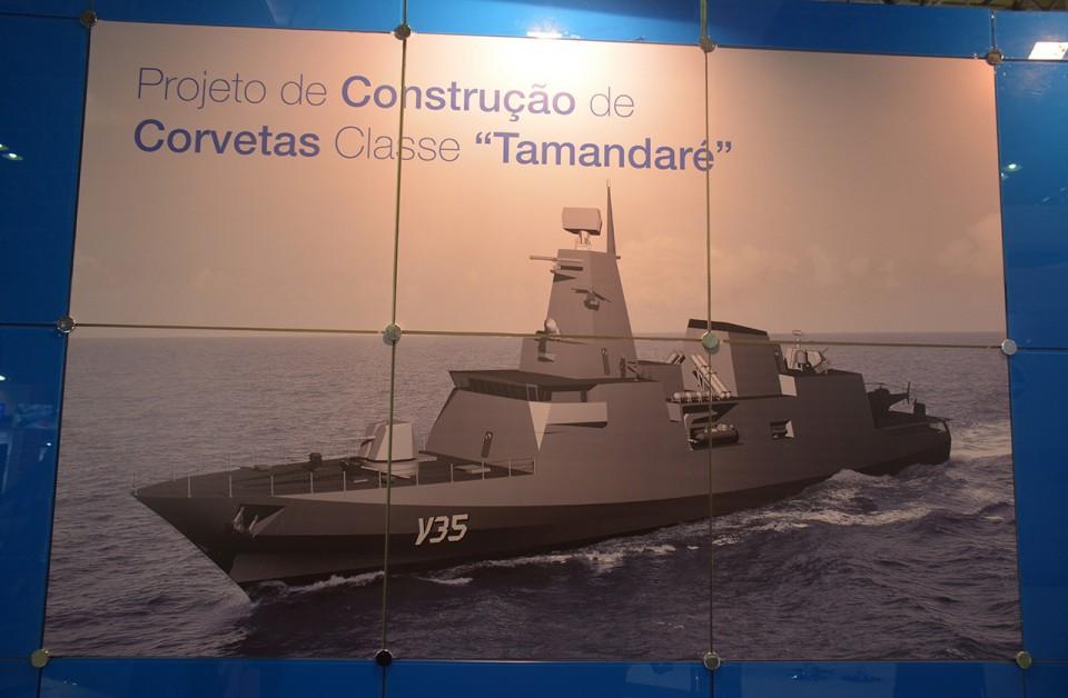 Tamandaré LAAD 2015 - 1