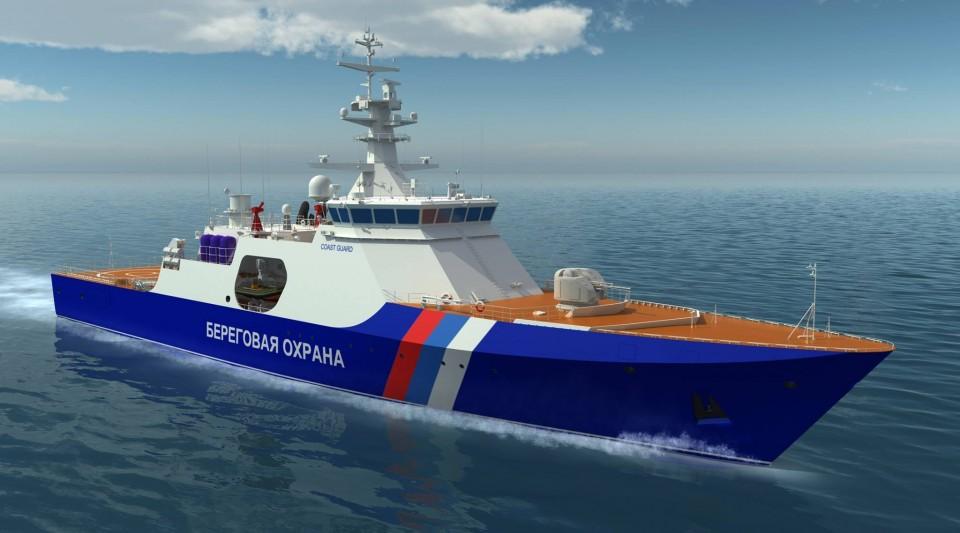 Project 22100 - Oceano - 2