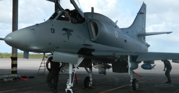 AF-1 modernizado - 1
