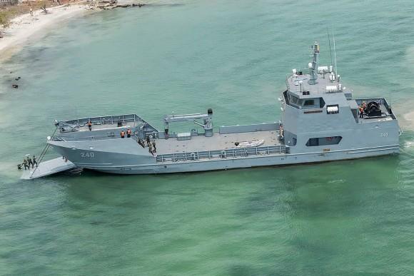 ARC Golfo de Uraba BDA Cotecmar