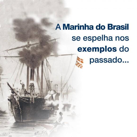 Teaser 150 anos Riachuelo parte 1 - imagem Marinha do Brasil