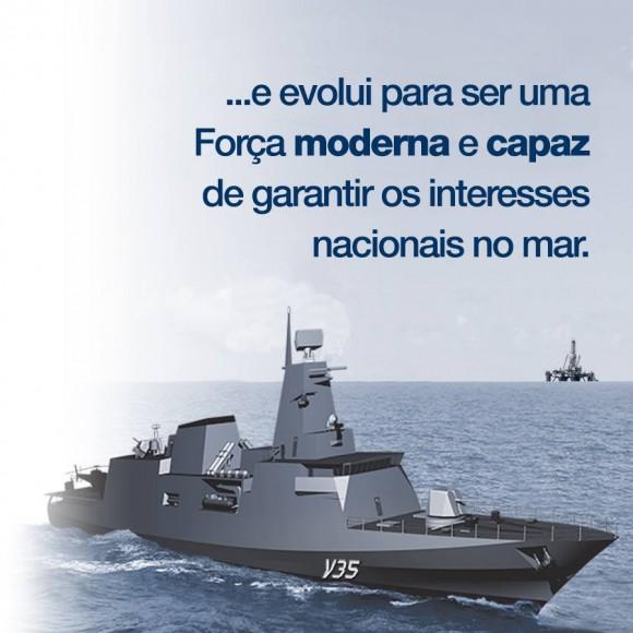 Teaser 150 anos Riachuelo parte 2 - imagem Marinha do Brasil
