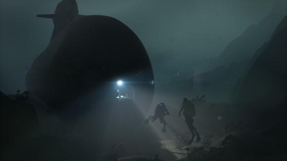 Submarino A26 - imagem Saab