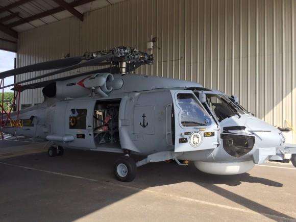 SH-16 Seahawk em em Charleston, South Carolina - 1