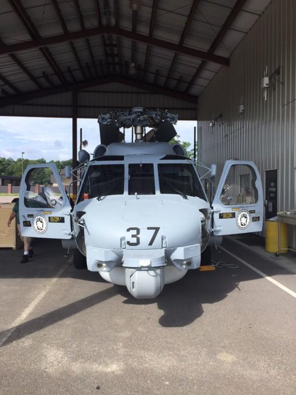 SH-16 Seahawk em em Charleston, South Carolina - 2