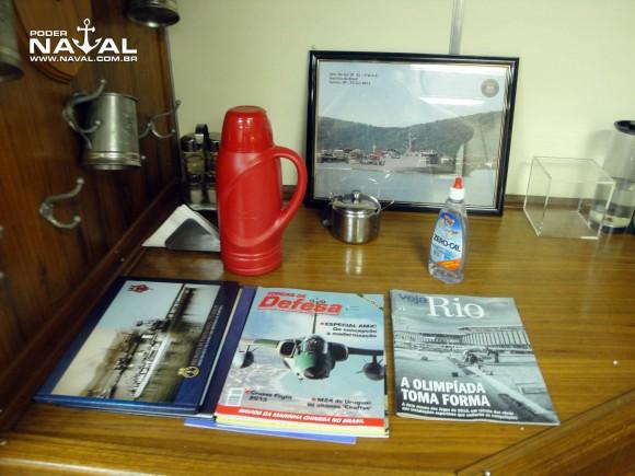 Visita Macaé 7-8-2015 - foto 1 Poder Naval