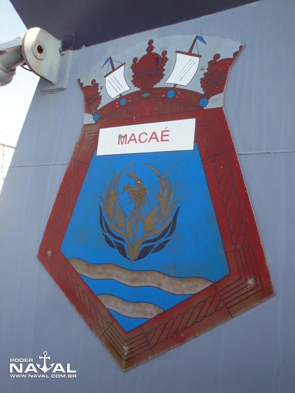 Visita Macaé 7-8-2015 - foto 12 Poder Naval