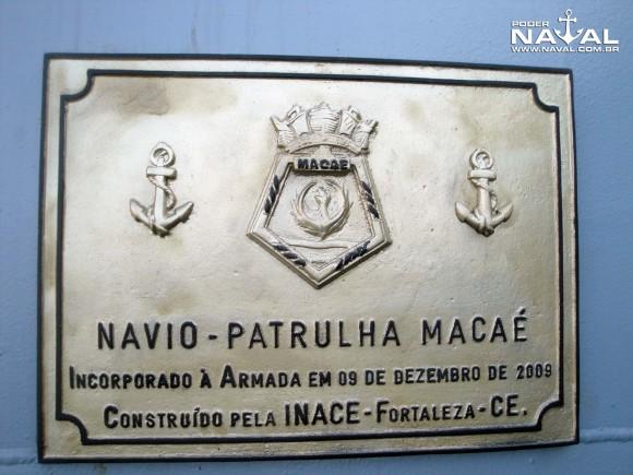 Visita Macaé 7-8-2015 - foto 17 Poder Naval