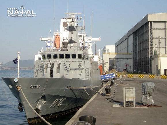 Visita Macaé 7-8-2015 - foto 19 Poder Naval
