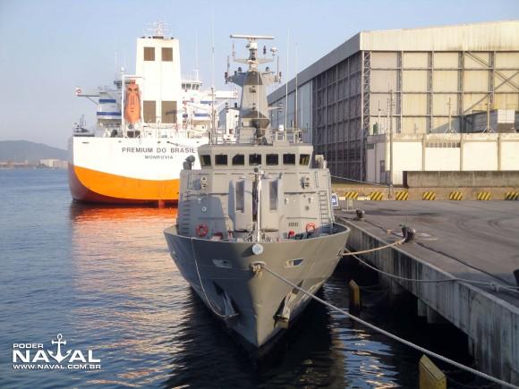 Visita Macaé 7-8-2015 - foto 25 Poder Naval